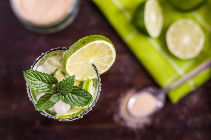 Calories in a Mojito Drink