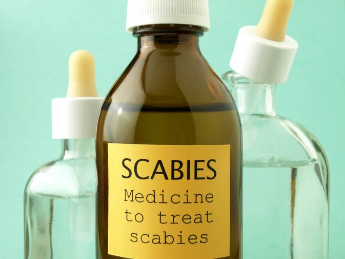 Swimming & Scabies