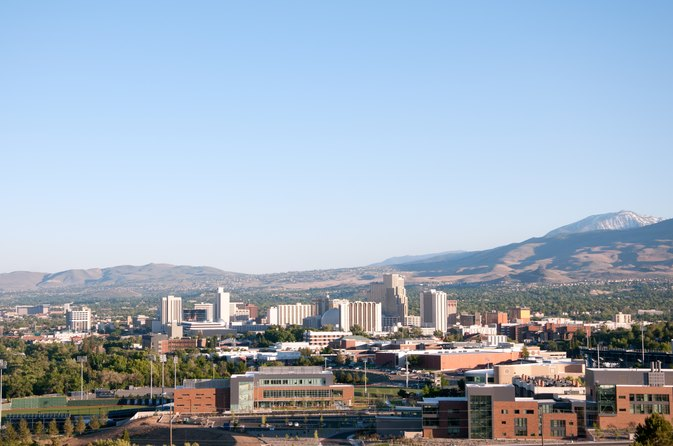 Romantic Things to Do in Reno, Nevada
