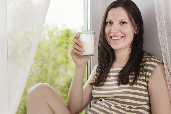Drinking Whole Milk During Pregnancy