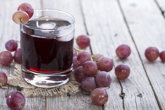 What Are the Benefits of Welch's Grape Juice?