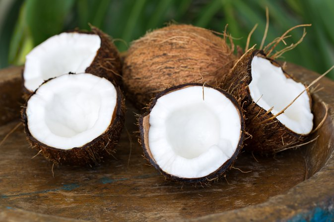 What Is the Nutrition in Coconuts & What Does It Do for the Body?