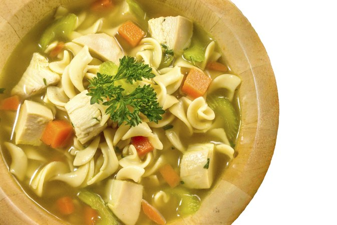 Is Chicken Noodle Soup Healthy for You?