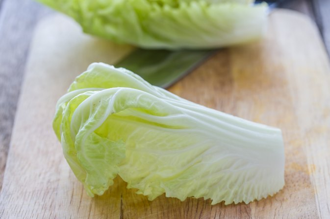 How to Prepare Romaine Lettuce