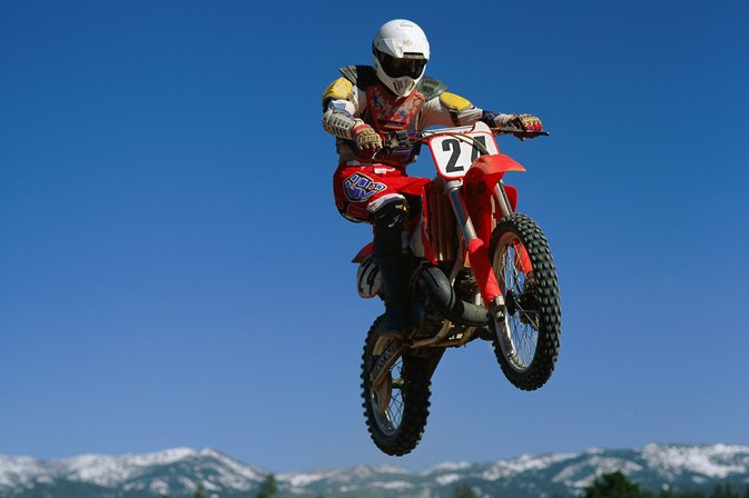 Training & Diet for Motocross