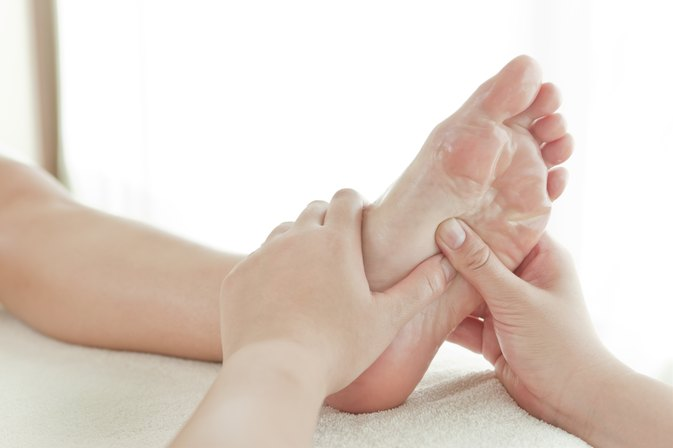 Foot Massage & Pregnancy