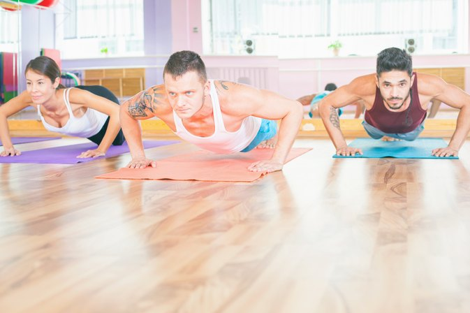 High-Intensity Full-Body Workouts