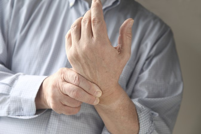 What Are the Causes of Wrist & Forearm Pain?