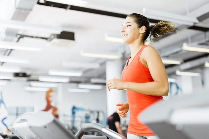 The Best Time to Exercise on a Treadmill