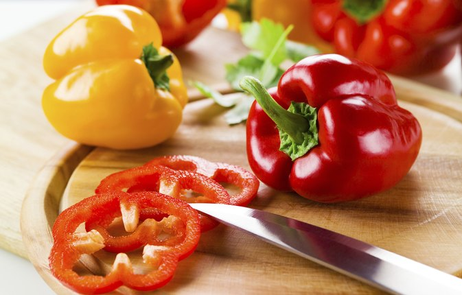 Do Onions and Bell Peppers Cause Heartburn?