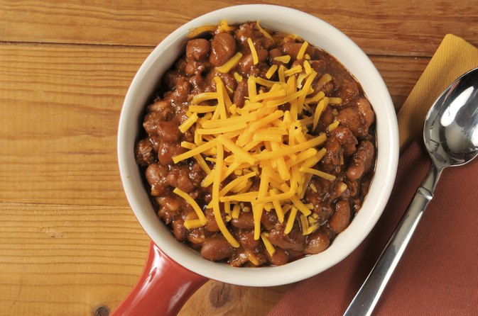 how many calories are in chili from wendy's  livestrong
