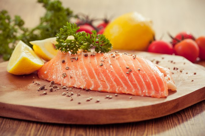 Difference Between Cooking Salmon & Trout