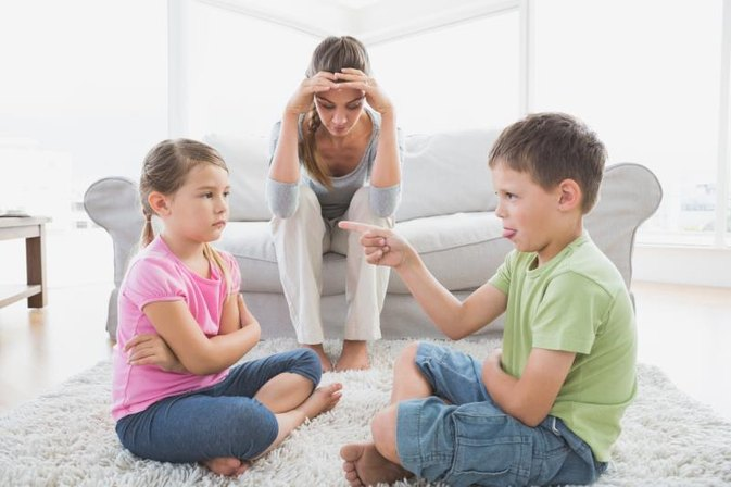 Conflict Between Children | LIVESTRONG.COM