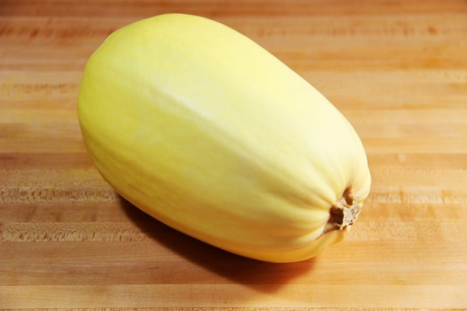 Calories in Spaghetti Squash Seeds