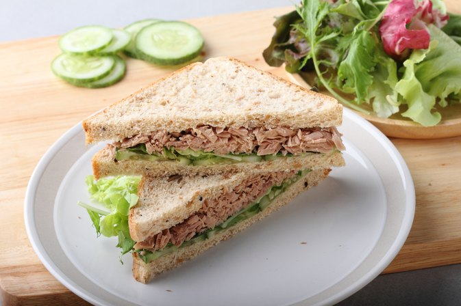 Tuna Sandwich Diet