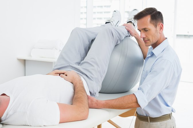 Exercises for Adhesive Capsulitis of the Hip