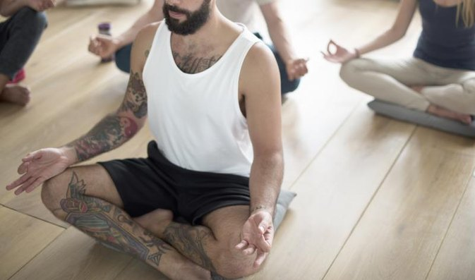Yoga Benefits for Men