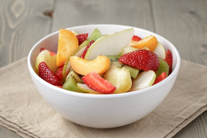 How to Use Fruit to Gain Muscle Weight