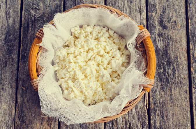 Cottage Cheese & Flax Seed Oil As a Preventive for Cancer