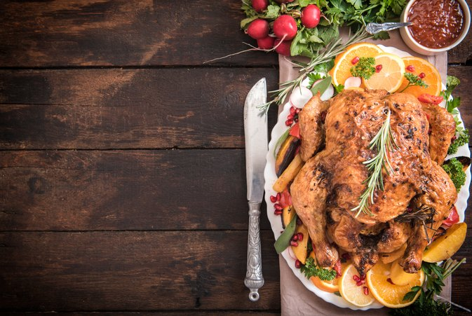 How Many Calories Does a Pound of Turkey Have?