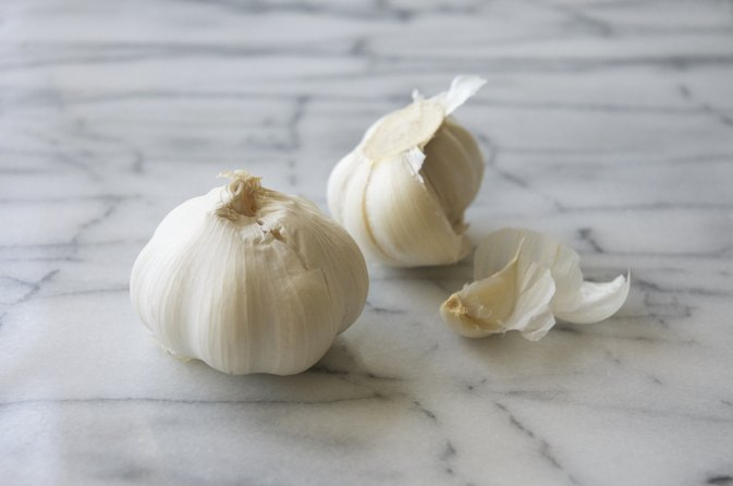 Side Effects of Kyolic Garlic