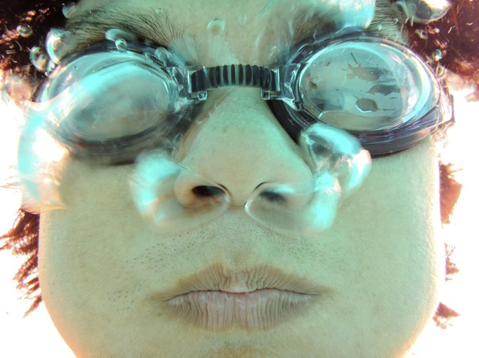 Why Breathe Out of the Nose When Swimming?
