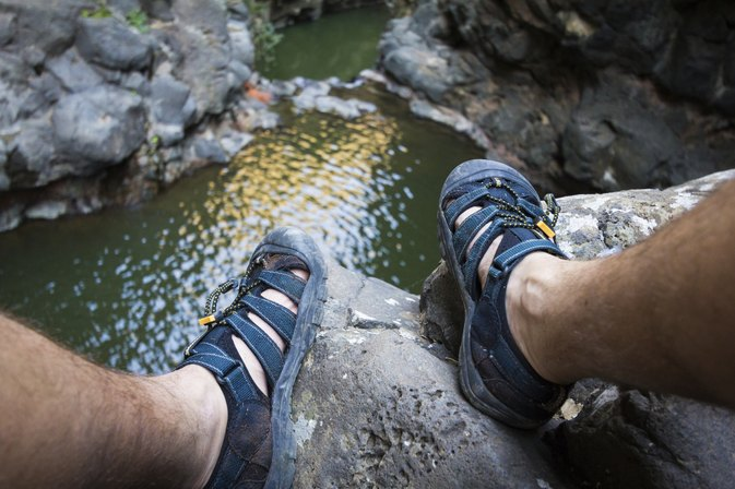 Good Water Shoes for Kayaking
