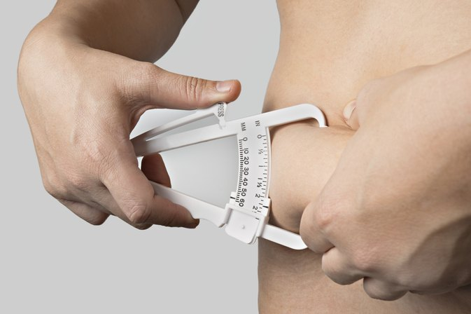 The Formula to Calculate Fat Mass & Lean Muscle Mass