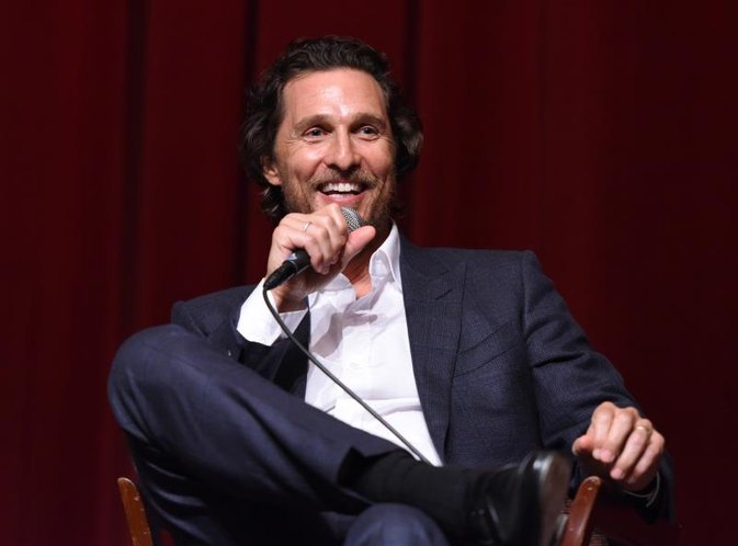 This Is Why Matthew McConaughey Ate Burgers and Beer for Breakfast