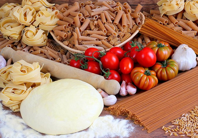 Nutritional Facts for Wheat & Egg Pasta