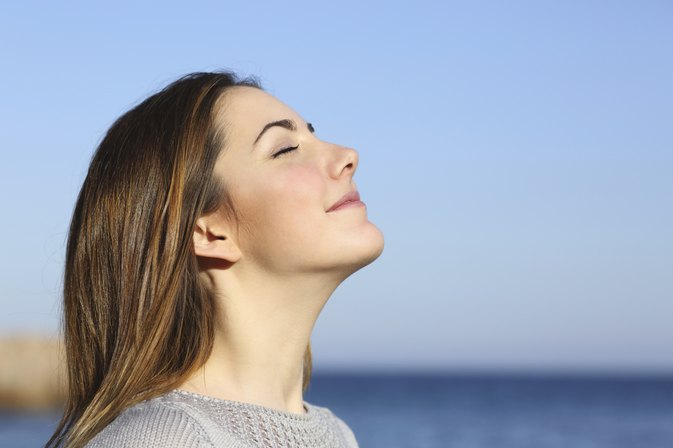 Breathing Exercise to Help Relieve Tinnitus