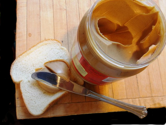 Peanut Butter and Weightlifting