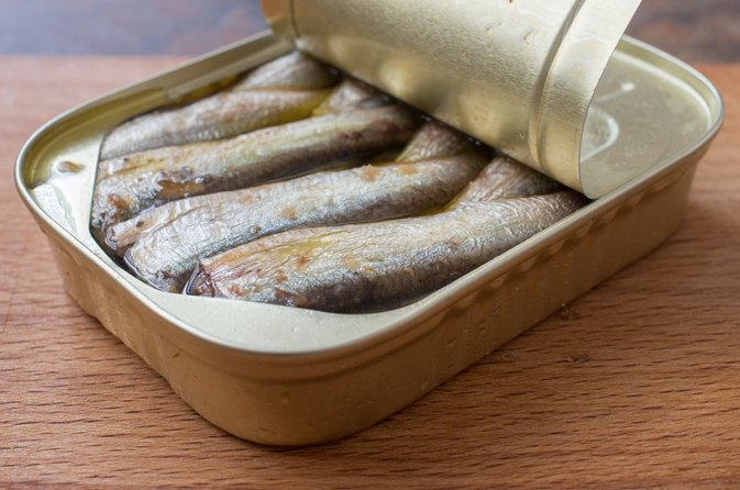 Nutritional Value of Fresh Sardines or Canned Sardines