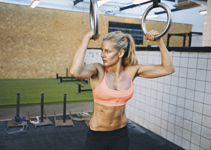 The Best Underarm Exercises for Women