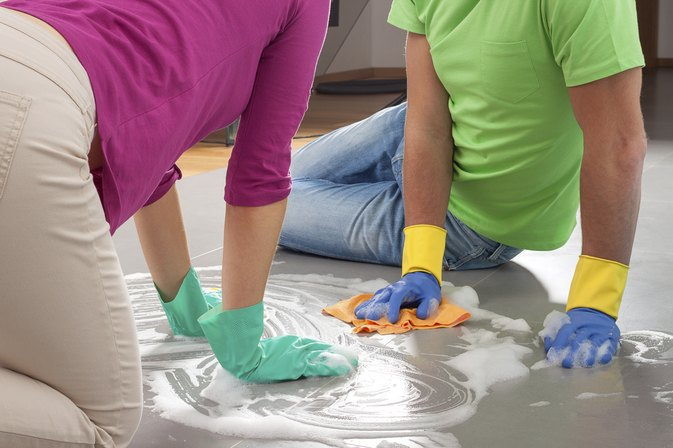 What Cleaners are Safe for Babies?
