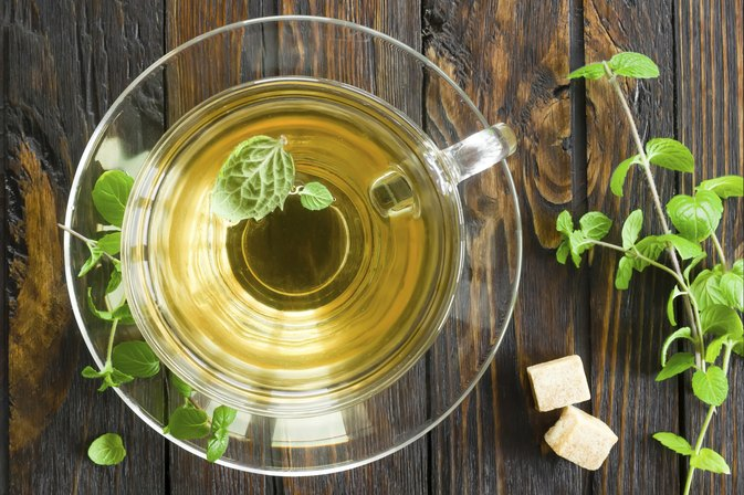 Peppermint Tea & Acid Reflux