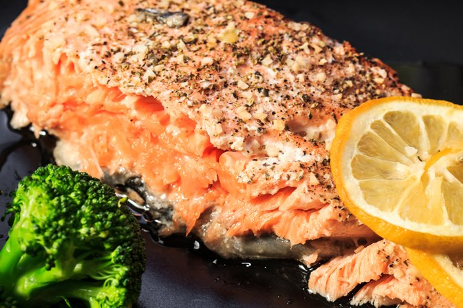 How to Cook a Whole Side of Salmon