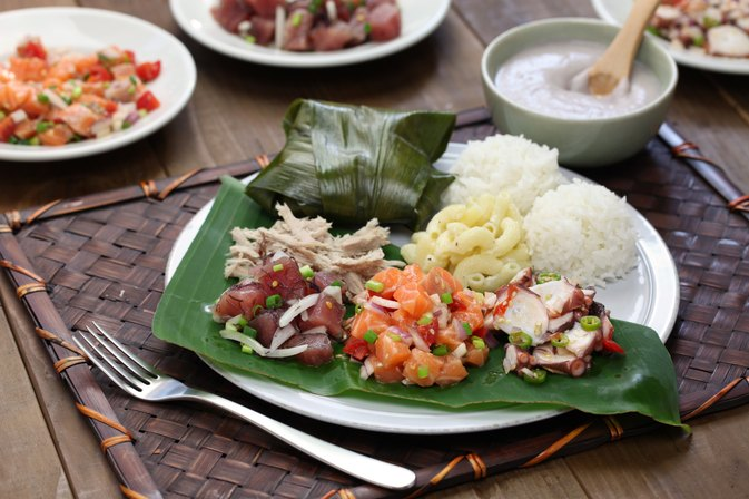 How to Cook Keoki's Lau Lau