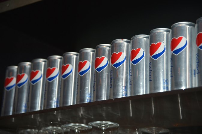 Nutrition Information for Diet Pepsi