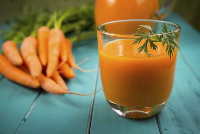 Amount of Carrot Juice to Be Taken Daily