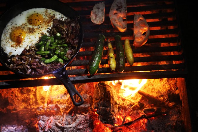 Food Ideas For Camping 10 Days
