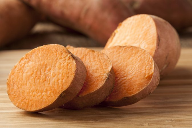 Do Sweet Potatoes Help With Bloating?