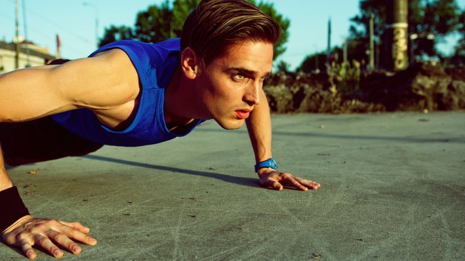 The Best Total Body Calisthenic Combination Exercises