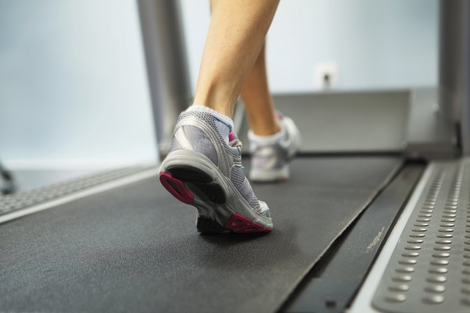 How to Lose Weight Fast Using a Treadmill