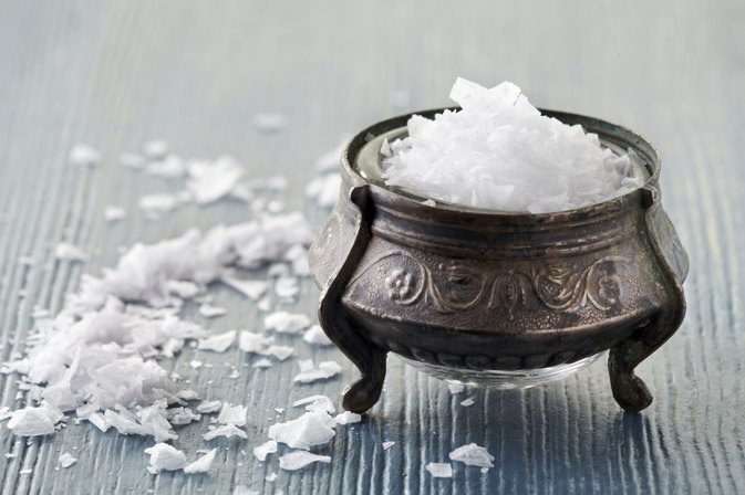 Benefits of a Sea Salt Cleanse