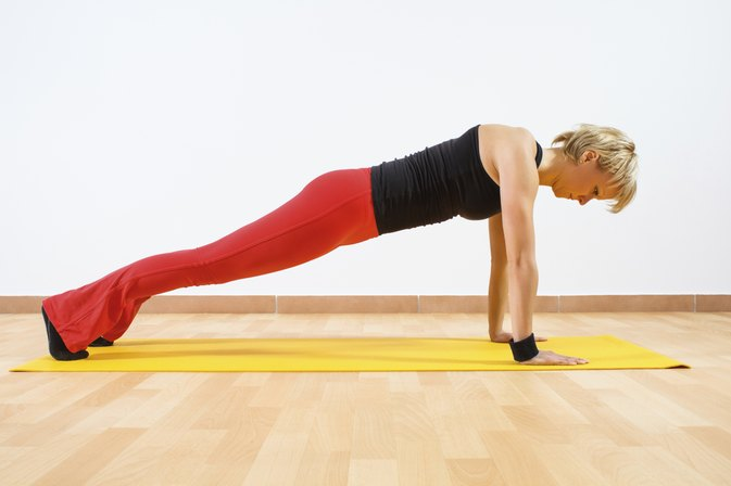 Home Exercise Methods for a Flat Belly