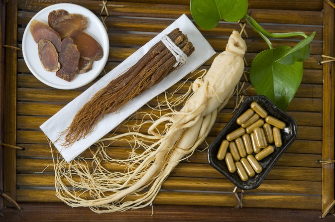 How much asian ginseng for sex
