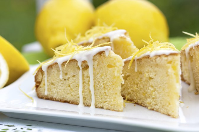 How to Make Lemon Cake Mix Ahead