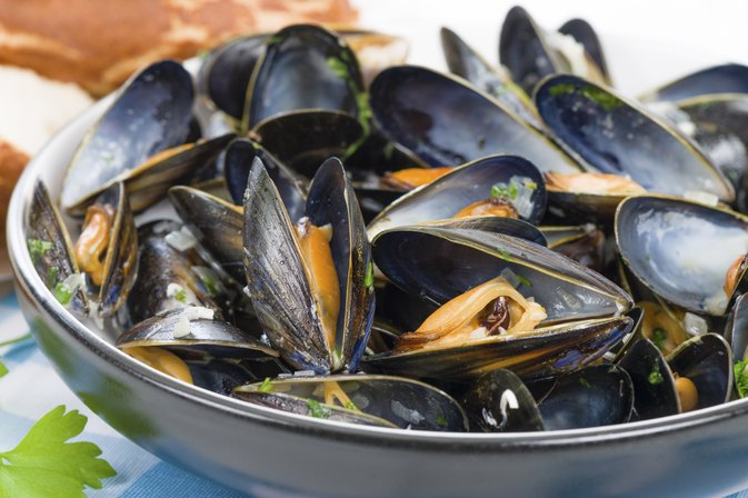 Can I Eat Mussels While Pregnant?