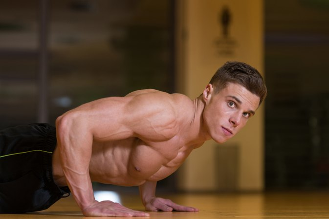 Pushup and Pullup Strength Imbalance